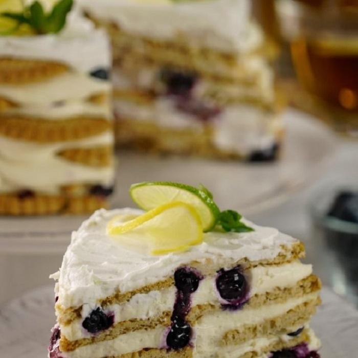lemon carlota cake