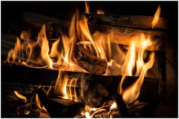 Run the Fireplace