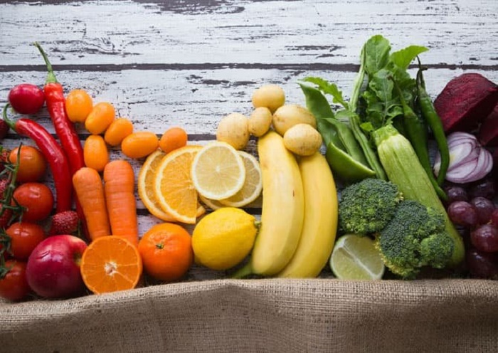 what foods help produce collagen