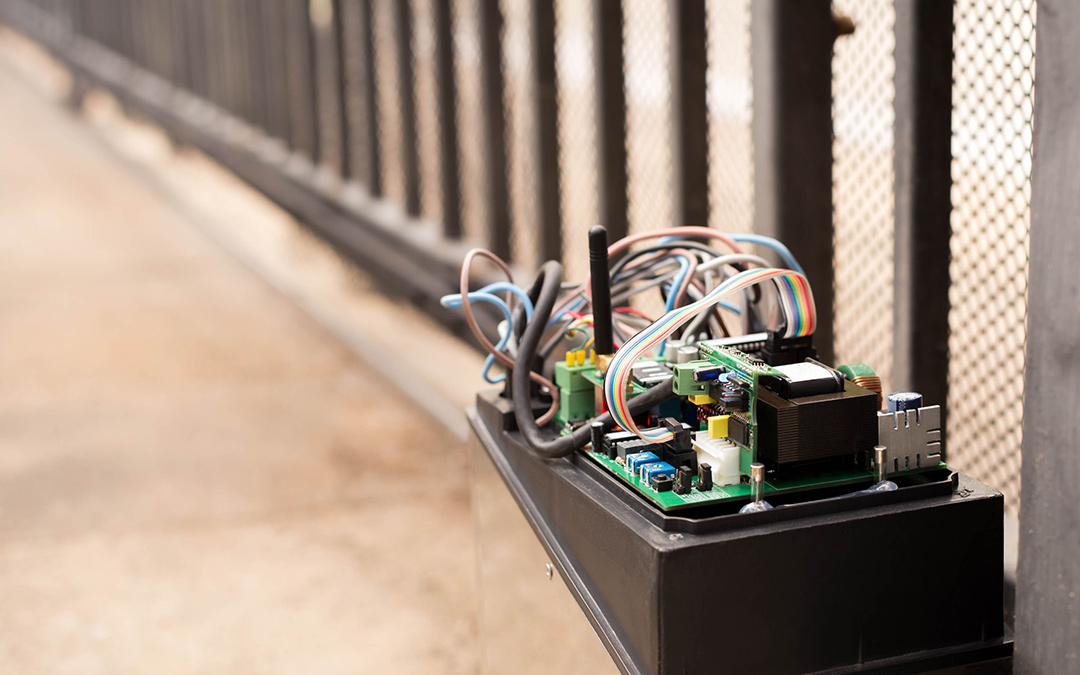 electric gate troubleshooting