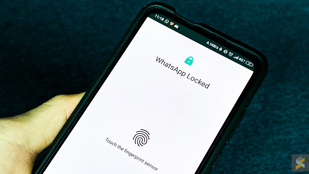 how to protect messages on whatsapp