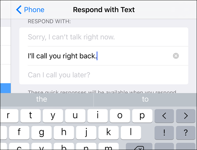 how to customize text messages on iphone