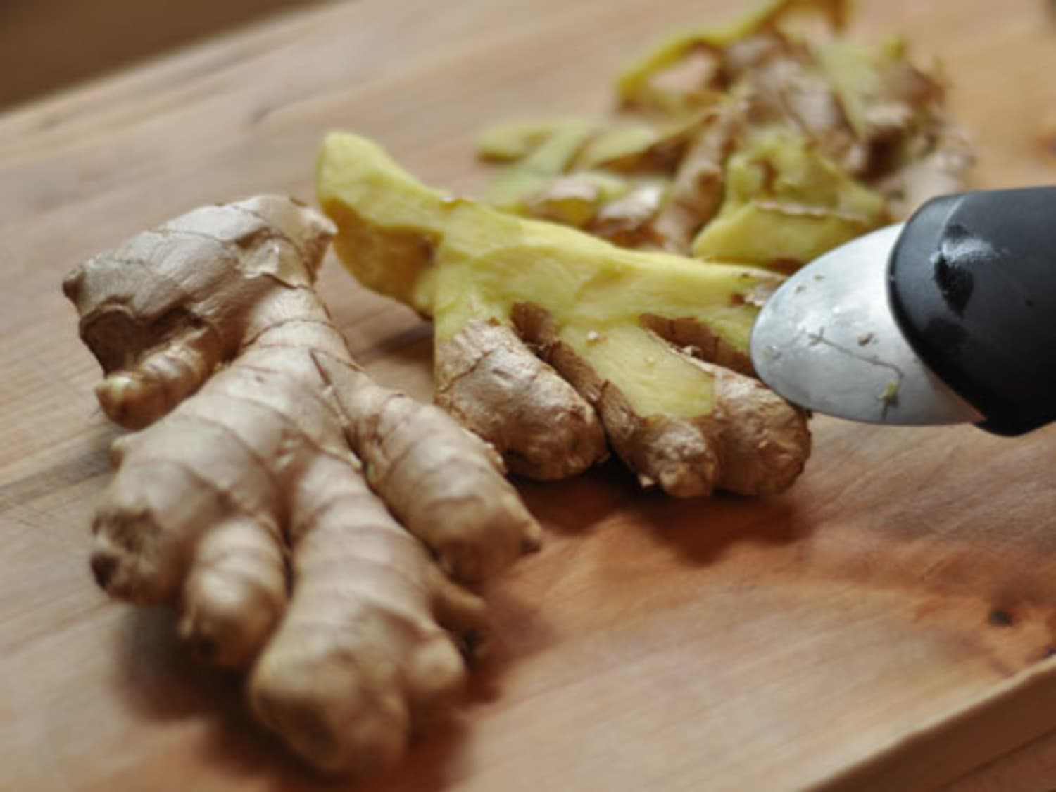 Can you eat raw ginger